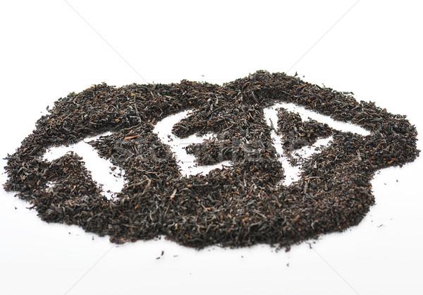 loose tea background  Stock photo © saddako2