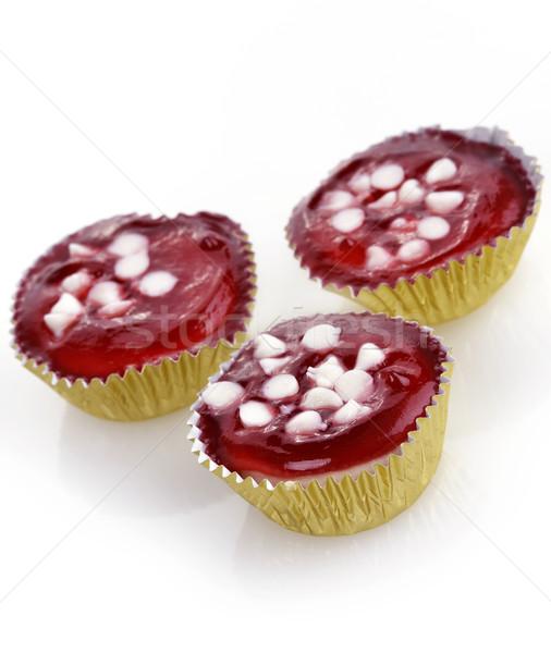 Cheesecake Samples Stock photo © saddako2