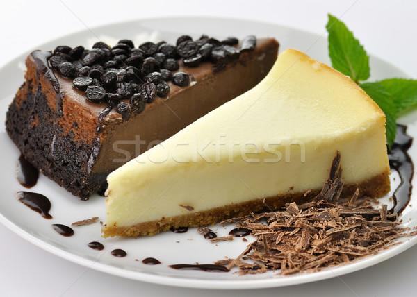 cheesecakes Stock photo © saddako2