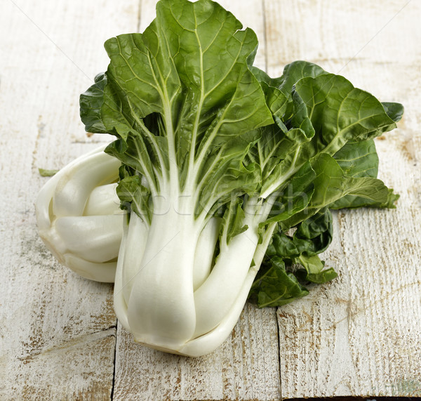 White Choy Sum Stock photo © saddako2