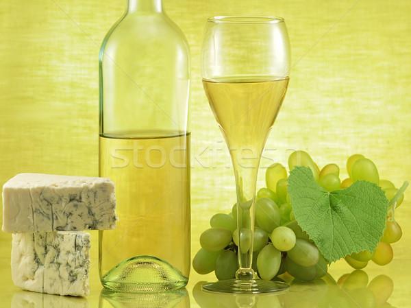wine composition Stock photo © saddako2
