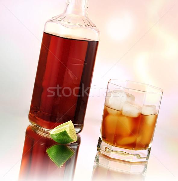 alcoholic drink  Stock photo © saddako2
