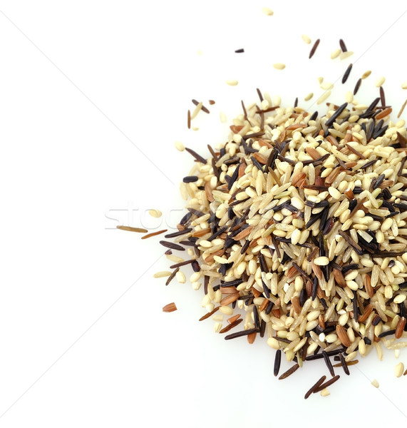 wild rice blend Stock photo © saddako2