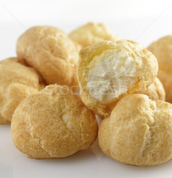 Cream Puffs Stock photo © saddako2