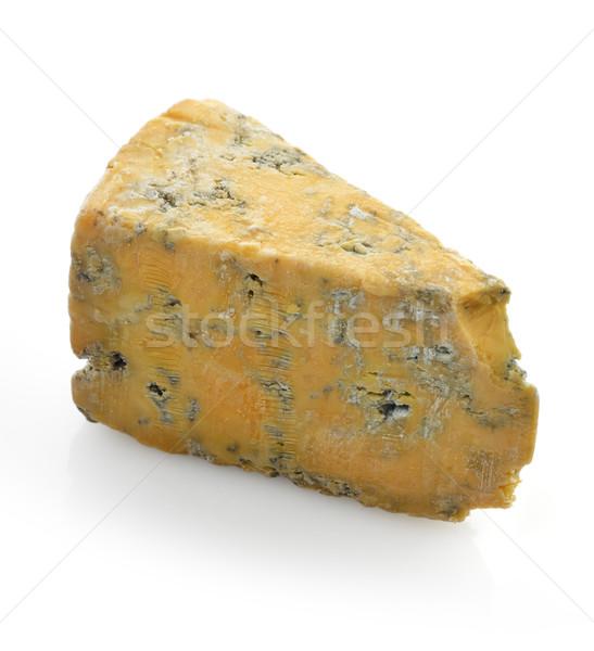 Wedge of Blue Cheese Stock photo © saddako2