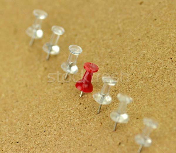 プラスチック コルクボード 壁 デザイン 背景 情報 ストックフォト © saddako2