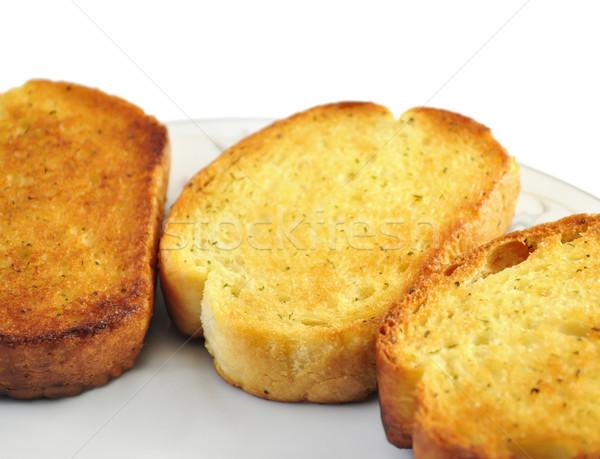 garlic toasts Stock photo © saddako2