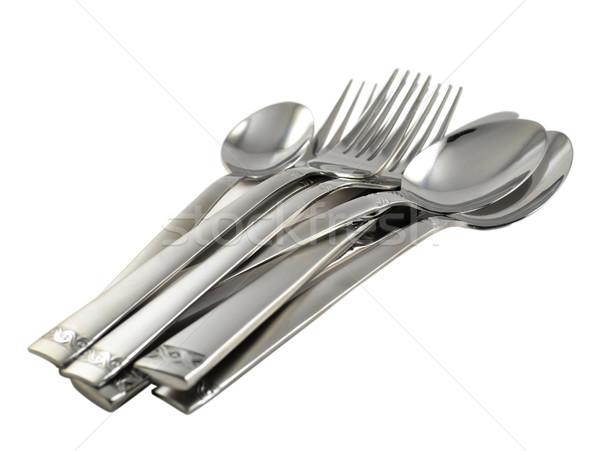 silverware set  Stock photo © saddako2