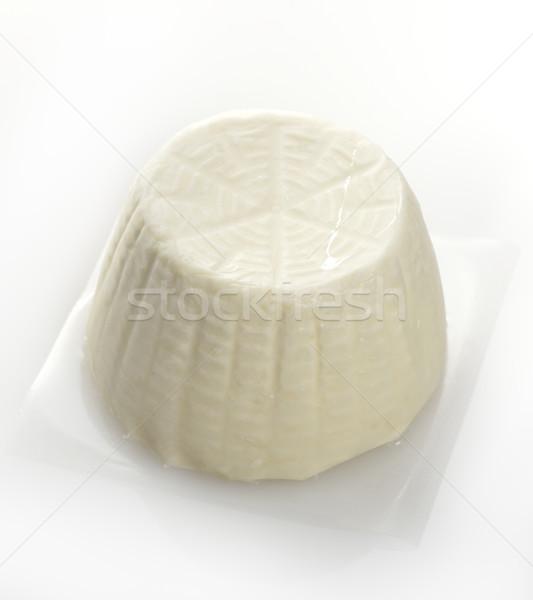 Tofu sajt vákuum csomag fehér friss Stock fotó © saddako2