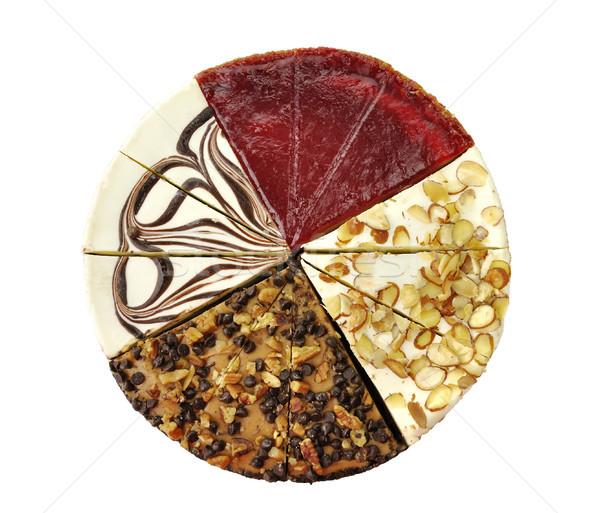 cheesecakes slices Stock photo © saddako2