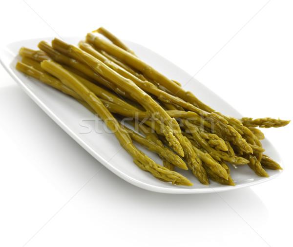 Pickled Asparagus Stock photo © saddako2
