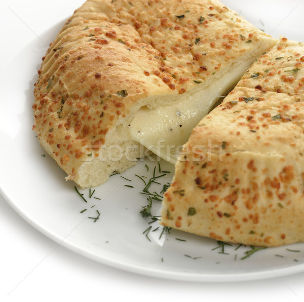 Cheese Calzone Stock photo © saddako2