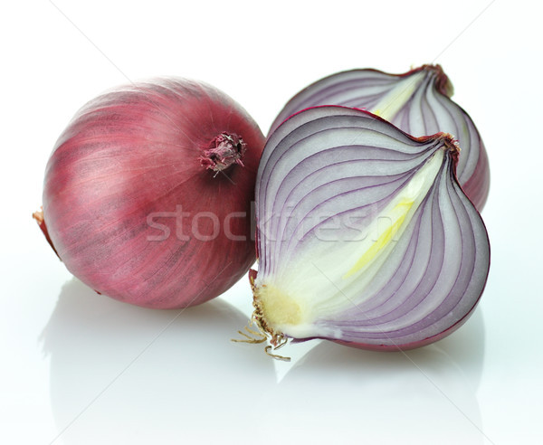 red onions Stock photo © saddako2