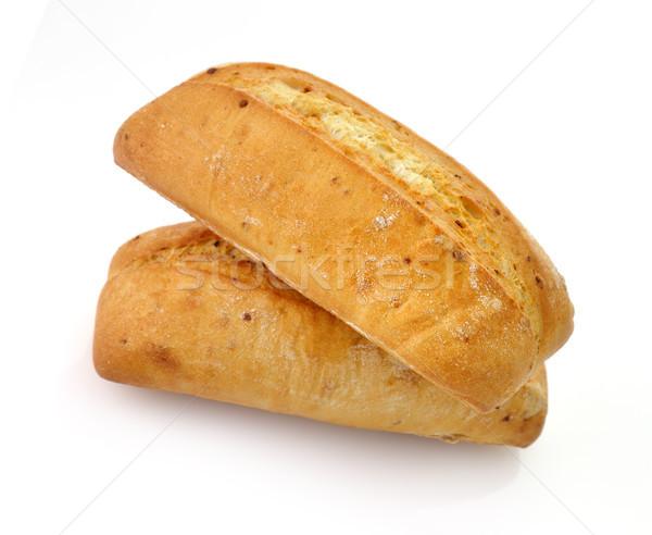 хлеб французский хлеб пшеницы белый Сток-фото © saddako2