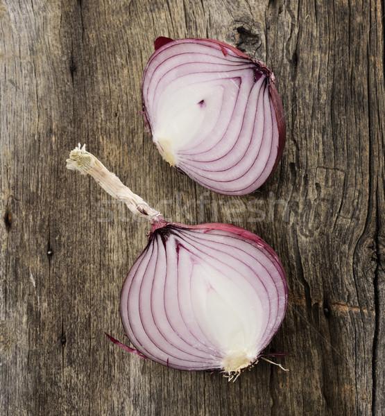 Red Onion Stock photo © saddako2