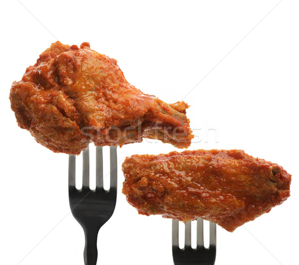 Buffalo Chicken Wings Stock photo © saddako2
