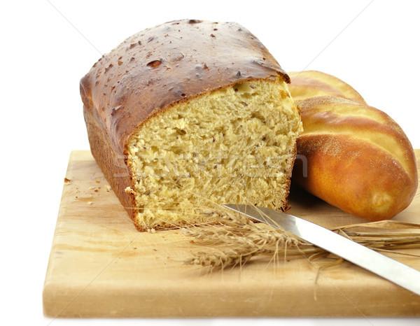 homemade bread Stock photo © saddako2