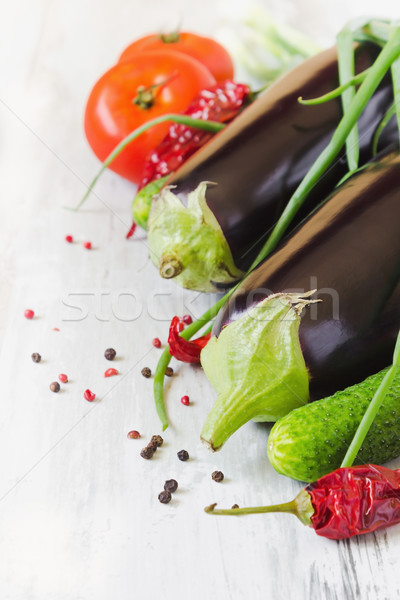 diet products Stock photo © saharosa