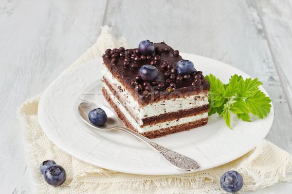 Outstanding Piece Of Birthday Cake Stock Photo C Jevgeni Proshin Saharosa Personalised Birthday Cards Petedlily Jamesorg