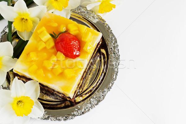 celebratory cake  Stock photo © saharosa