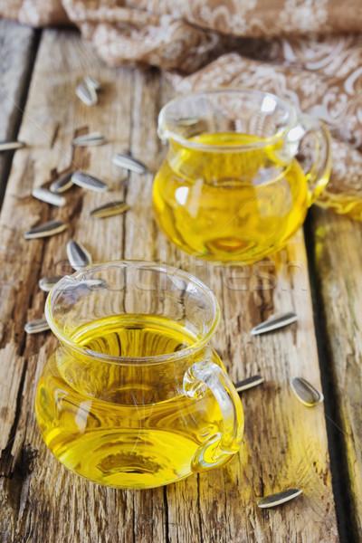 vegetable oil Stock photo © saharosa