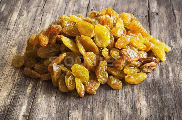 raisin Stock photo © saharosa