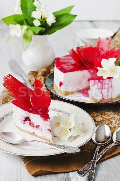 Astounding Piece Of Birthday Cake Stock Photo C Jevgeni Proshin Saharosa Personalised Birthday Cards Petedlily Jamesorg