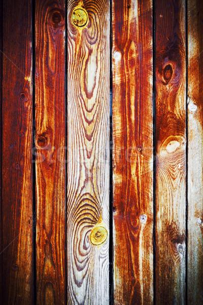 Legno texture rosolare colorato copia spazio abstract Foto d'archivio © saharosa