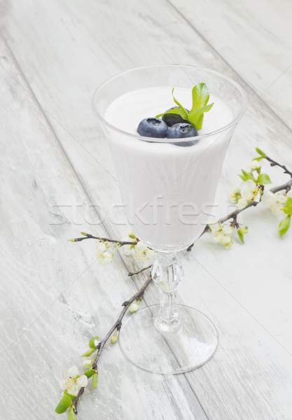 milkshake Stock photo © saharosa