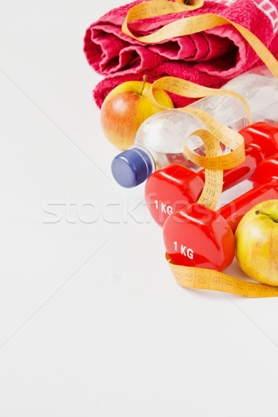 fitness and diet Stock photo © saharosa