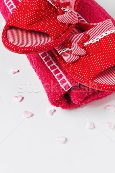 valentine's day gift Stock photo © saharosa