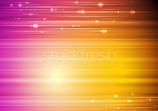 Shiny vector light backdrop Stock photo © saicle