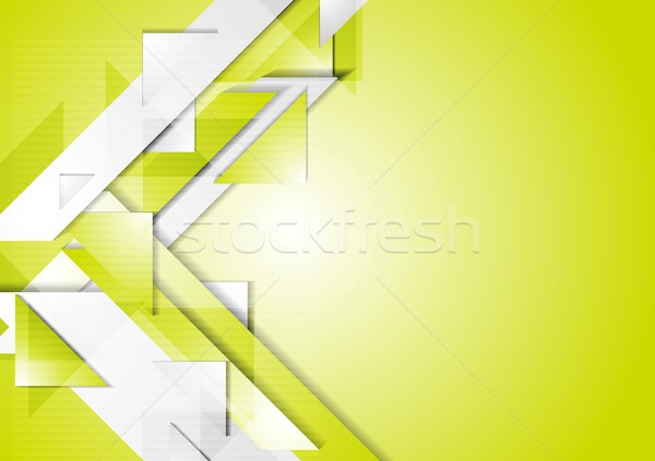 Abstract shiny hi-tech bright background Stock photo © saicle
