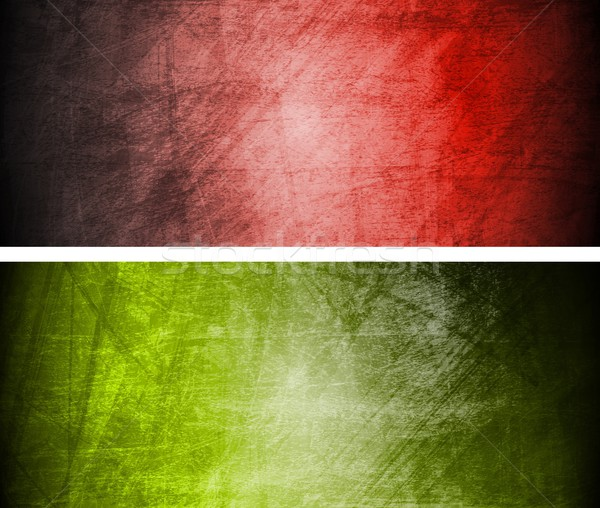 Vector banners Stock photo © saicle