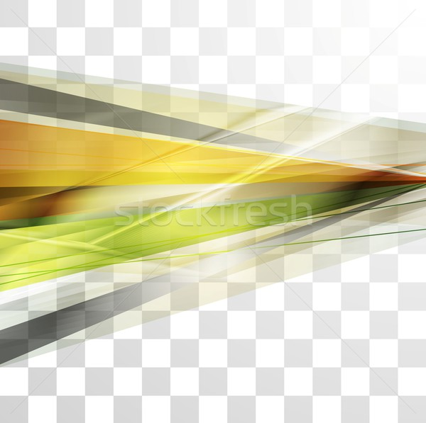 Concept colorful stripes vector abstraction Stock photo © saicle