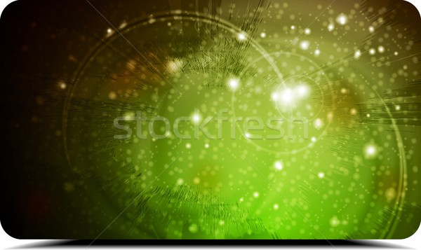Abstract cosmic design Stock photo © saicle