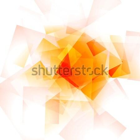 Abstract hi-tech vector design Stock photo © saicle