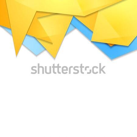 Streszczenie elegancki wektora tekstury świetle projektu Zdjęcia stock © saicle