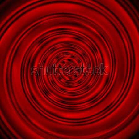 Buio rosso lucido turbinio vettore design Foto d'archivio © saicle