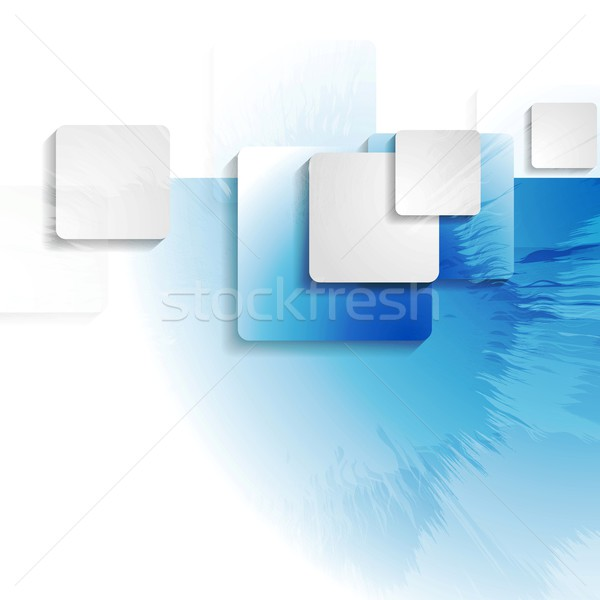 Technical grunge vector background Stock photo © saicle