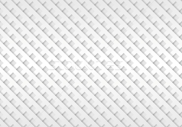 Abstract light grey vector mesh paper background Stock photo © saicle