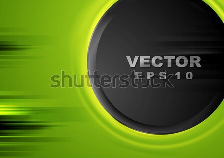 Abstract contrast vector ontwerp eps 10 Stockfoto © saicle