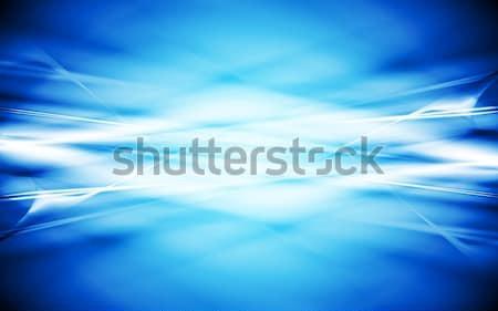 темно синий вектора абстракция аннотация дизайна Сток-фото © saicle
