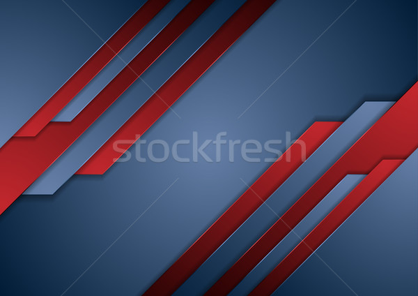 Abstract corporate material brochure design Stock photo © saicle