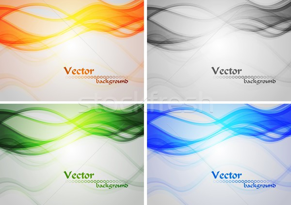 Vibrant backdrops Stock photo © saicle