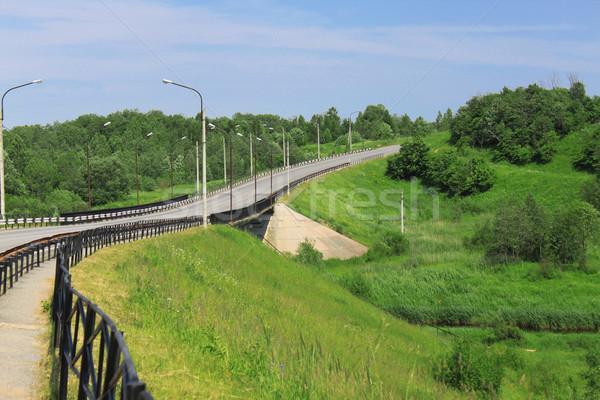highway Stock photo © saicle
