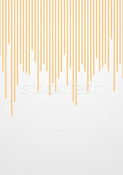 Művészet absztrakció vektor terv textúra absztrakt Stock fotó © saicle