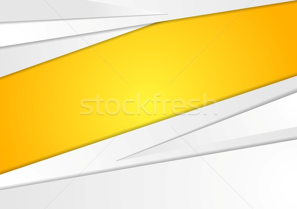 Abstract bright corporate technical background Stock photo © saicle