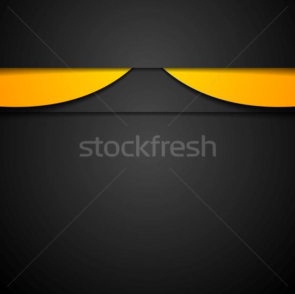 Zdjęcia stock: Ciemne · streszczenie · korporacyjnych · internetowych · kolor · tapety