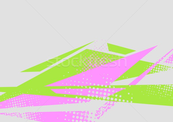 Streszczenie minimalny jasne tech wektora tekstury Zdjęcia stock © saicle